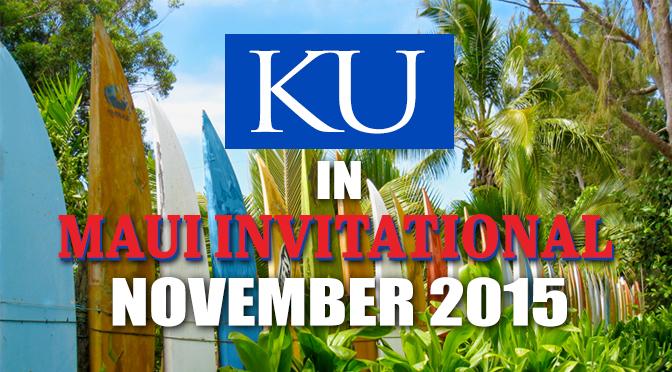 KU Maui Invitational