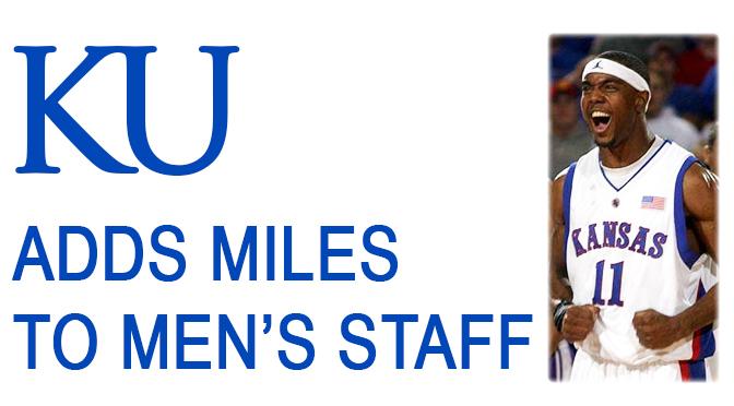 KU adds Miles