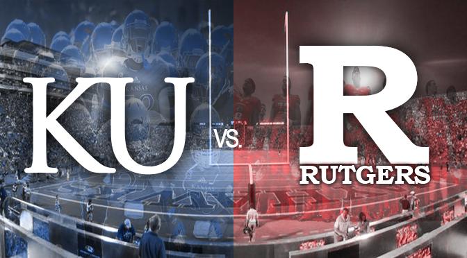 KU vs Rutgers